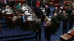 House passes $900B COVID-19 relief