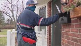 Postal Carrier in Royal Oak gets Santa letters delivered and brings back responses