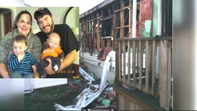 Family loses everything in house fire then says GoFundMe donations to them were stolen