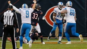 Lions first very bad and then very good to get win over the Bears