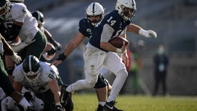 Clifford leads Penn State past Michigan State 39-24