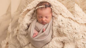 Tennessee baby born from embryo frozen more than 27 years ago