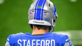 Did we just see Matthew Stafford's last snap as a Lion?