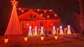 Garden City's newest Christmas lights show is a spectacle for the season