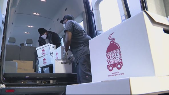 Meals On Wheels, other aid organizations see increased need during pandemic