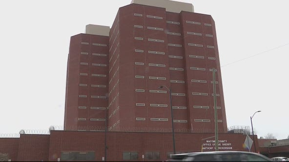 Macomb County Jail reports 25% of inmates have tested positive for COVID-19