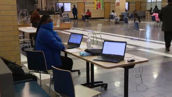 Detroit schools creates 13 tech support hubs for online-learning assistance