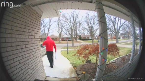 White Lake Twp. police take new approach to stop porch pirates this holiday season