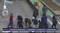 Pandemic face masks interfere with crime stopping on camera