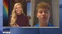 Michigan teen recognized as St. Jude's first national teen ambassador