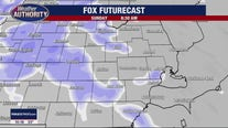 Snow Moving In Sunday