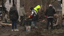Detroit Blight Busters clean up community in honor of MLK Day
