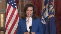 Michigan Gov. Whitmer 2021 State of The State urges to 'fix the damn road ahead'
