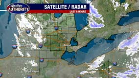 Our overnight snow is gone, but the cold remains!