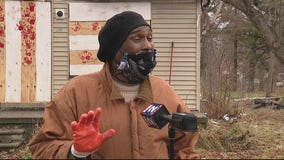 Detroit Blight Busters work to honor MLK with service