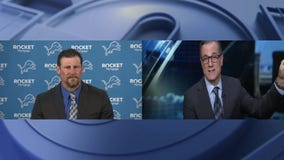 WATCH - Dan Miller goes 1-on-1 with new Lions Head Coach Dan Campbell