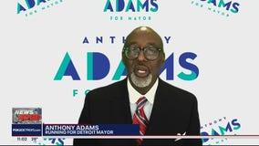 Detroit political veteran Anthony Adams announces run for mayor