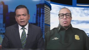 Detroit police chief talks about inauguration day security prep