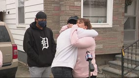 Tough from the beginning, an Eastpointe man makes a plea for help for his mom