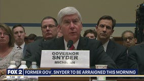 Former Michigan Gov. Rick Snyder faces two counts of Willful neglect