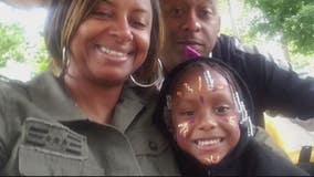 Detroit first responder couple who lost 5-year-old to COVID-19, receive vaccine together