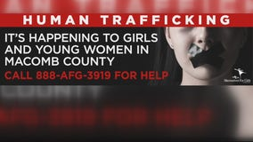 Human trafficking billboards by Alternatives for Girls show that help is out there