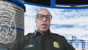 Detroit Police Chief James Craig talks about security response for Inauguration Day