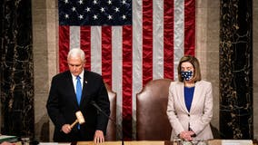 Pelosi urges Pence to invoke 25th Amendment to remove Trump, says House will otherwise act to impeach