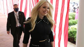 Tiffany Trump announces engagement on her father's final day in White House