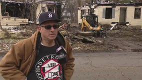 Detroit Blight Busters work to improve community on MLK Day