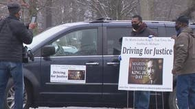 Southfield honors Martin Luther King with drive for justice parade