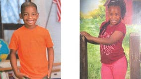 Missing brother and sister found safe, Detroit police confirm