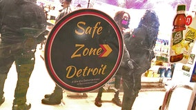 Safe Zone Detroit started by activists call on businesses to be vigilant against crime