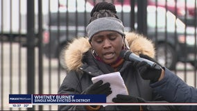 Detroit Police apologize after woman evicted with cops' help