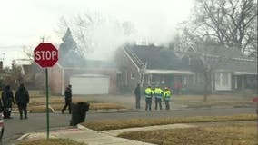 Two burned 'beyond recognition' in Detroit house fire