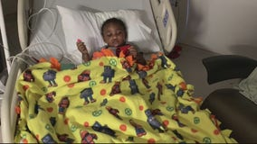 Michigan-based nonprofit Fleece and Thank You sending blankets, video messages to kids in hospitals