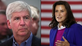 Michigan Gov. Gretchen Whitmer, Rick Snyder join in call for unity after US Capitol stormed