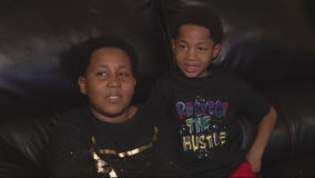 Meet the 2 Inkster brothers whose Christmas wish was to give food to the homeless
