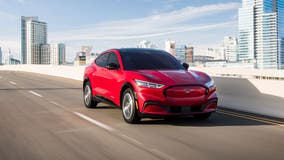 Ford's Mustang Mach-E scores another accolade, named Electric Vehicle of the Year by auto magazine