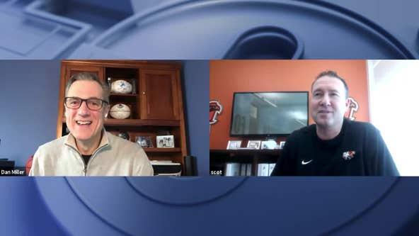 Bowling Green coach Scot Loeffler talks Brady, Henne, and NFL