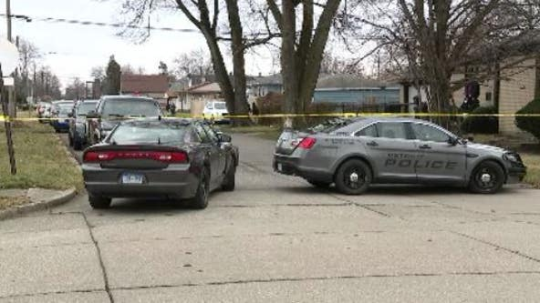 Woman killed, 10-year-old shot in both legs in southwest Detroit