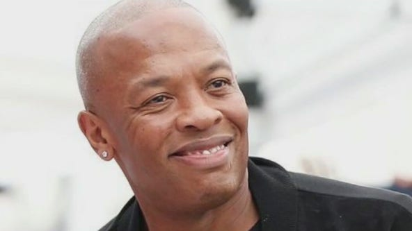 Dr. Dre released from hospital after suspected brain aneurysm, TMZ reports