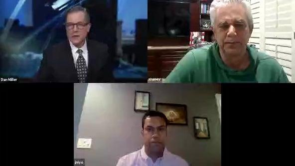 SportsWorks - 1-10-21 -- Dan Miller, John Niyo, & Mike Stone talking Pistons, Jim Harbaugh, Lions & Wings