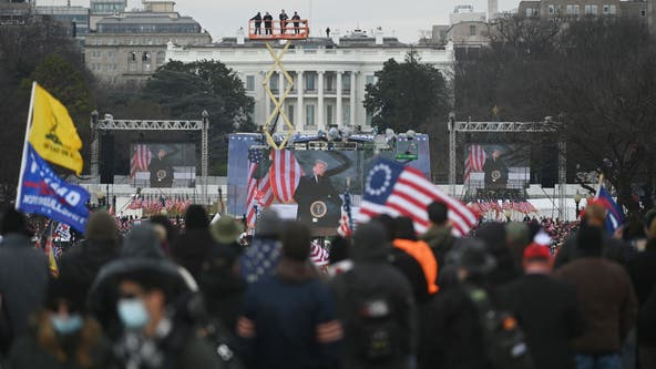 Trump campaign members behind Washington rally that spawned deadly Capitol riot, records show