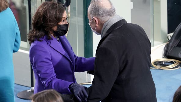 Democrats gain Senate control as new members sworn in, VP Kamala Harris presides