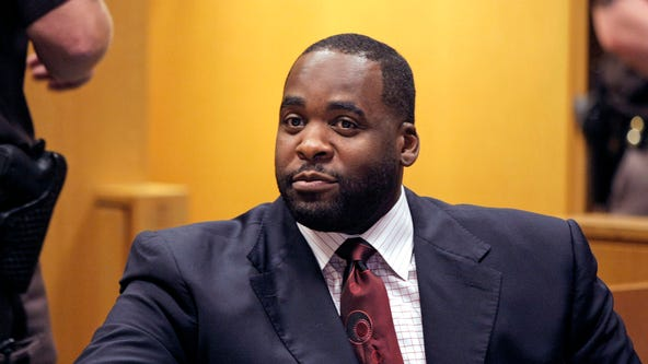 Former Detroit Mayor Kwame Kilpatrick released from prison