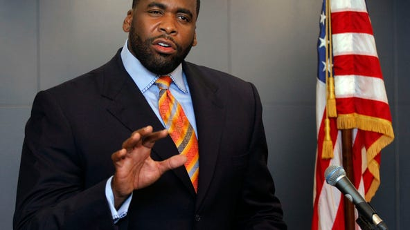 Ex-Detroit Mayor Kwame Kilpatrick to be pardoned by Trump