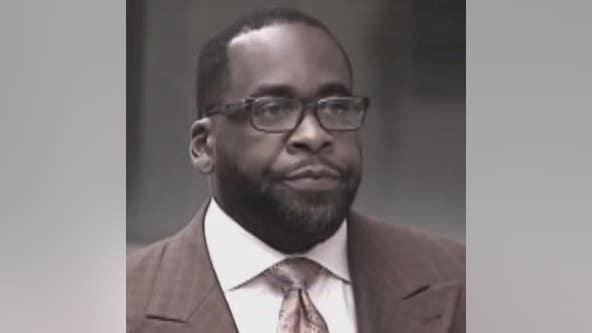 Former Detroit Mayor Kwame Kilpatrick released from prison