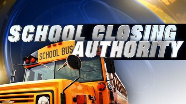 Metro Detroit school closings for Tuesday, January 26