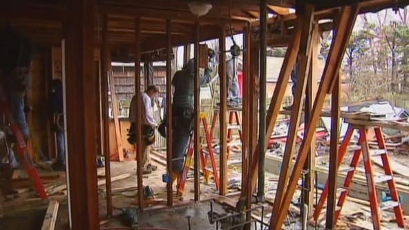 Home improvement booms as pandemic drags on
